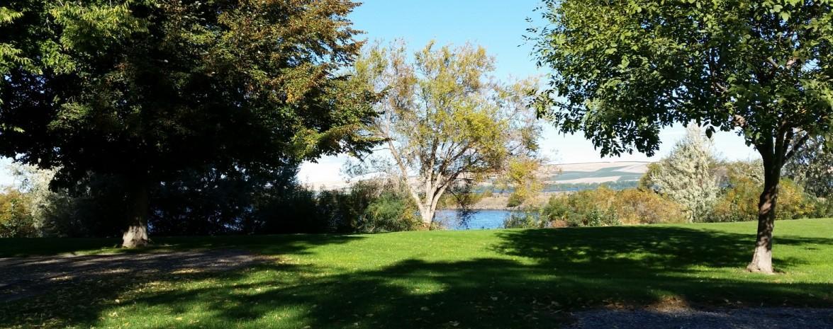 Boardman RV Park View